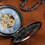 Sapņu tulks kabatas pulkstenis