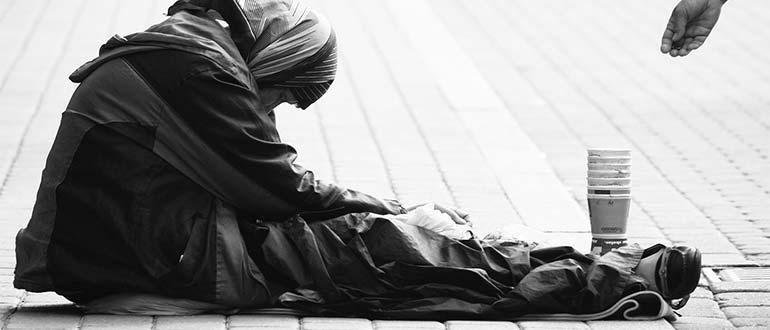 Sapņu tulks nabadzība