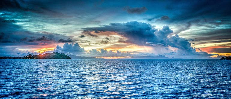 Sapņu tulks okeāns