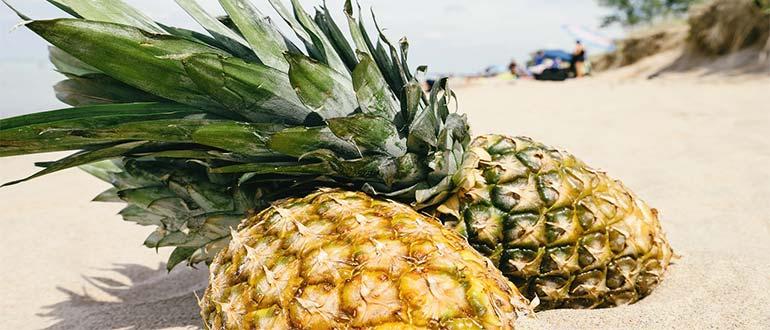 Sapņu tulks ananāsi