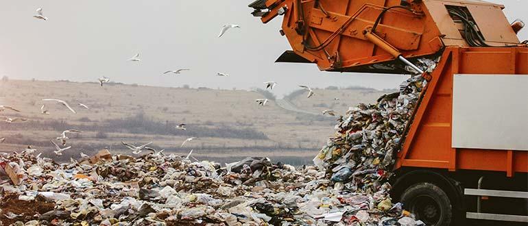 Sapņu tulks atkritumi
