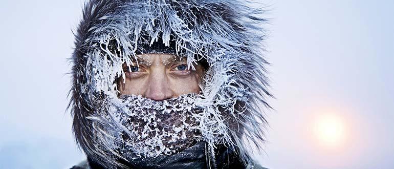 Sapņu tulks aukstums