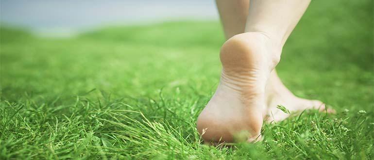 Sapņu tulks basas kājas