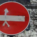 Sapņu tulks ceļa zīme