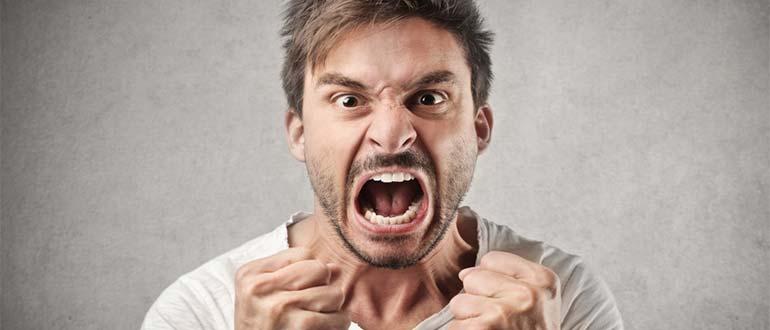 Sapņu tulks dusmas