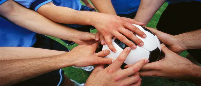 Sapņu tulks komandas sports