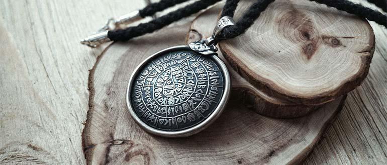 Sapņu tulks medaljons