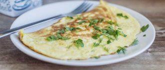 Sapņu tulks omlete