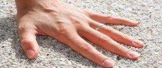 Sapņu tulks pirksti
