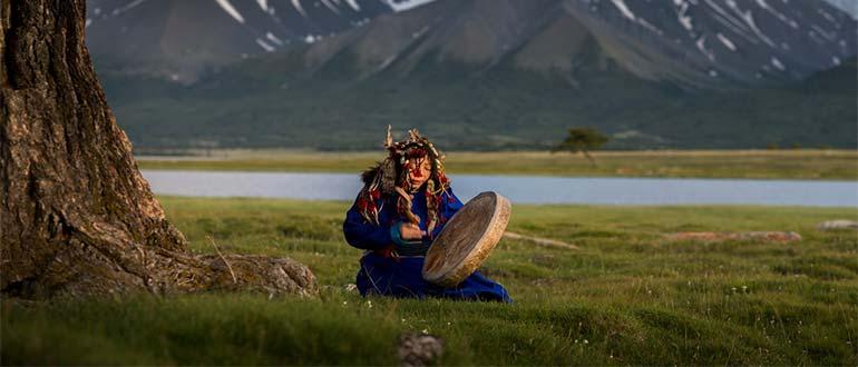Sapņu tulks šamanis