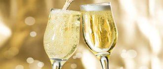 Sapņu tulks šampanietis