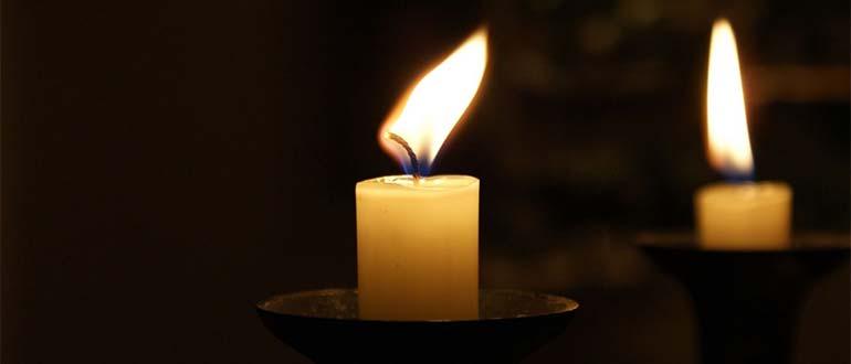 Sapņu tulks svece