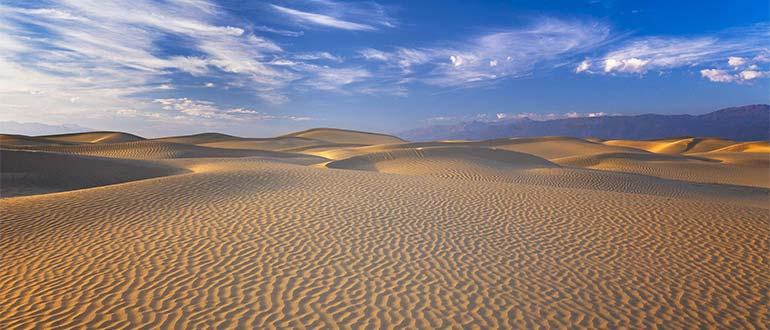 Sapņu tulks tuksnesis