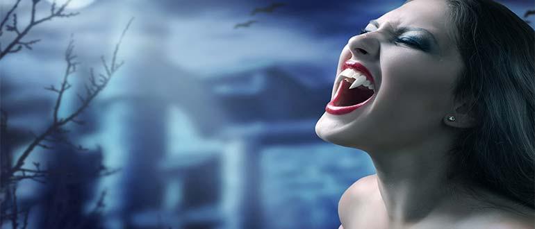 Sapņu tulks vampīrs