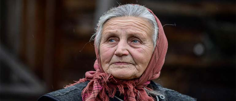 Sapņu tulks vecmāmiņa